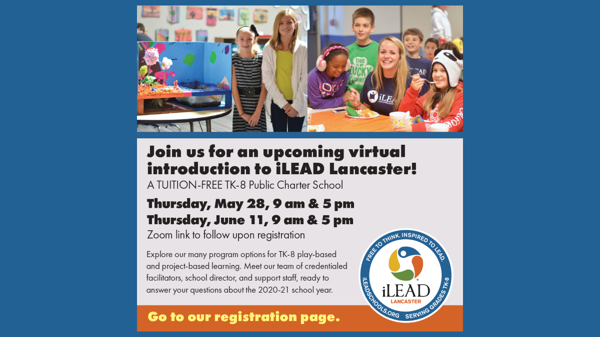 iLEAD Lancaster Virtual Introduction