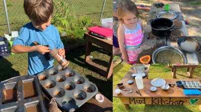 iLEAD Lancaster Mud Kitchen