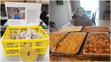 iLEAD Lancaster learner charitable project to feed community