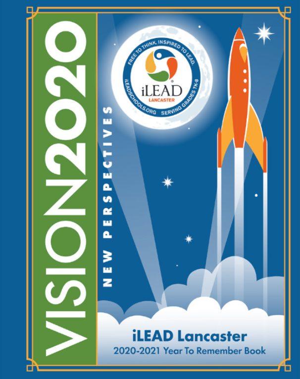 iLEAD Lancaster yearbook sneak peek