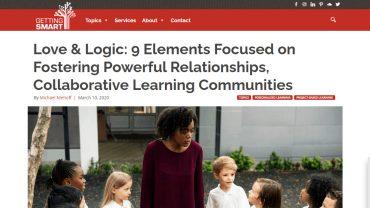 Love & Logic iLEAD Schools