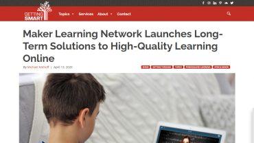 Maker Learning Network Online Learning